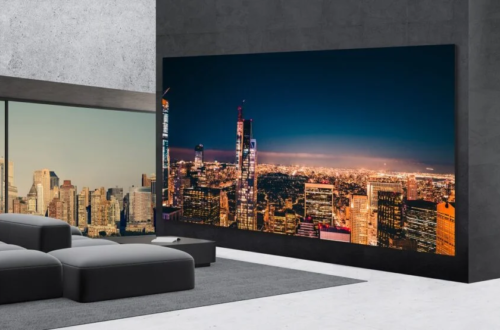 You're going to need a bigger house for LG's new DVLED home cinema wall-sized display