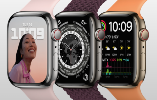 Apple Watch 7 Unveiled: Apple's latest wearable is here