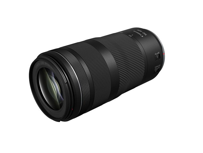 Canon RF 100-400mm F5.6-8