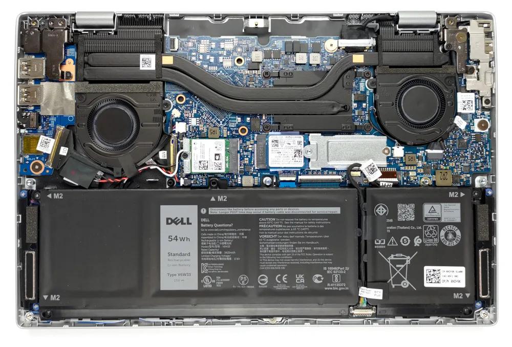 Inside Dell Latitude 13 3320