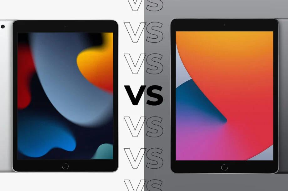 iPad 9 vs iPad 8