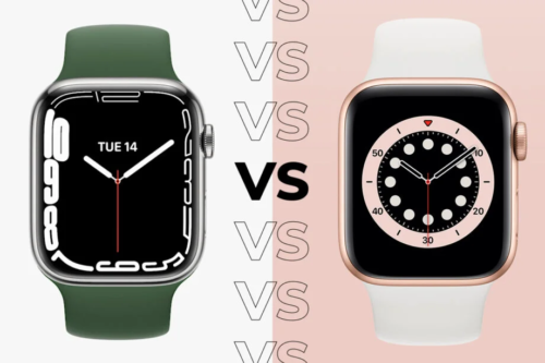 Apple Watch 7 vs Apple Watch 6: How does Apple's new wearable compare?