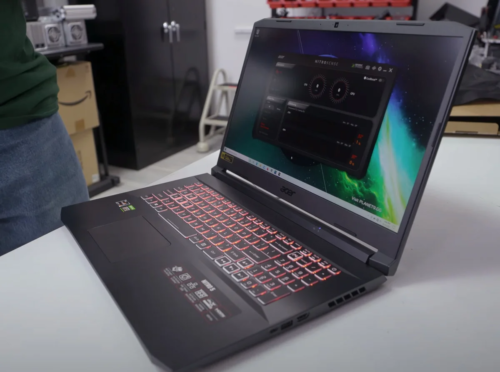 Acer Nitro 5 gaming laptop with a 17.3-inch display launched