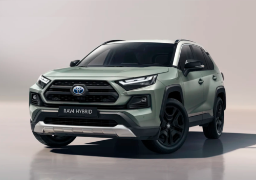 2022 Toyota RAV4 update: First official photos, here early 2022