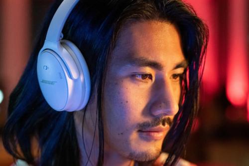 Bose unveils its next-gen noise-cancelling headphone: the QuietComfort 45