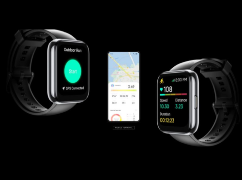 Realme Watch 2 Pro: Precise Health and GPS Tracking