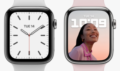The Apple Watch 7 has leaked online ahead of its release