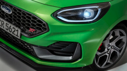2022 Ford Fiesta ST facelift gains digital dash, LED lights, more torque, new seats
