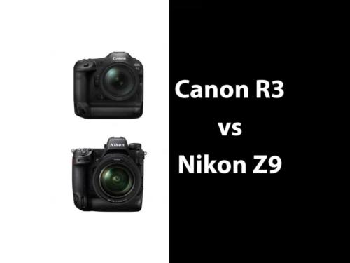Canon R3 vs Nikon Z9 – Head-to-Head Comparison