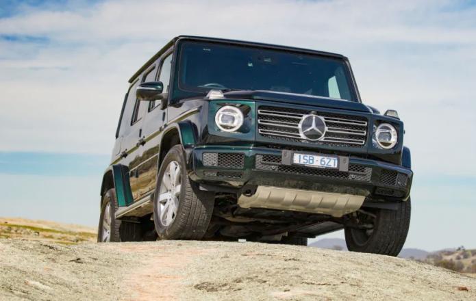 2021 Mercedes-Benz G400d