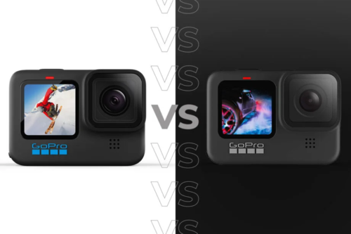 GoPro Hero 10 Black vs GoPro Hero 9 Black: What has changed?