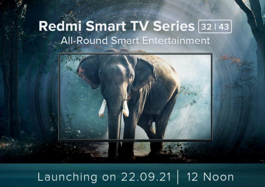 Redmi Smart TVs