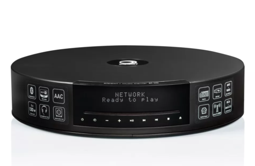 Elipson Music Centre Connect HD adds streaming to the all-in-one device
