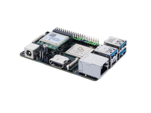 ASUS Tinker Board 2S is finally orderable in a Raspberry Pi form factor