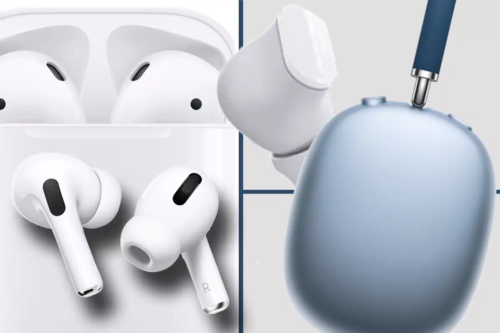 The next AirPods: Production has started but no ship date in sight