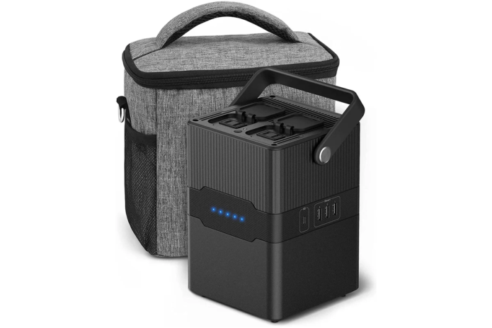RAVPower Portable Power Station 252.7Wh Power House