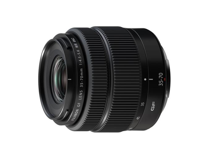 Fujifilm GF 35-70mm F4.5-5.6 WR medium-format lens