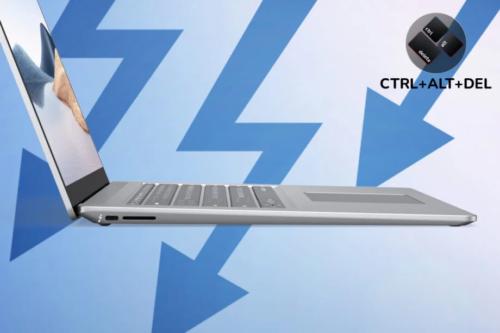Ctrl+Alt+Delete: Microsoft needs to add Thunderbolt to new Surface laptops