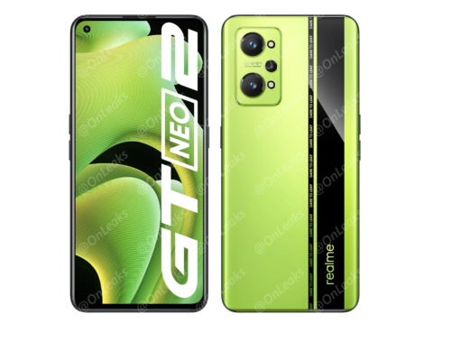 Realme GT Neo 2 Adds Street Photography Mode: Equipped with 64MP