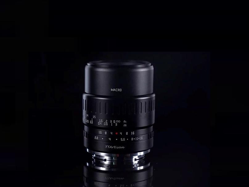 TTartisan 40mm F2.8 1:1 macro lens