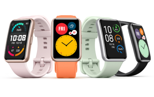 Huawei brings numerous new features to the Watch GT 2 and Watch FIT in fresh software updates