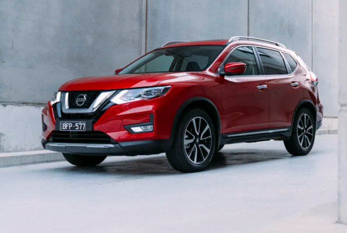 2021 Nissan X-Trail