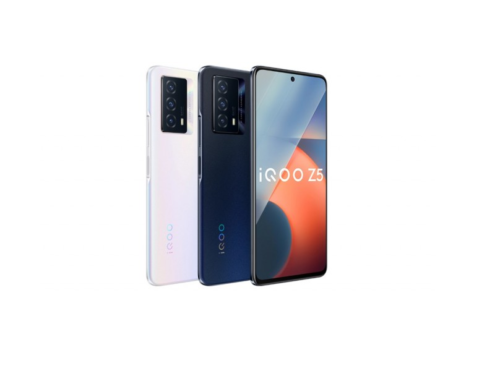 iQOO Z5 5G launched with 120Hz display, Snapdragon 778G, 5,000mAh battery