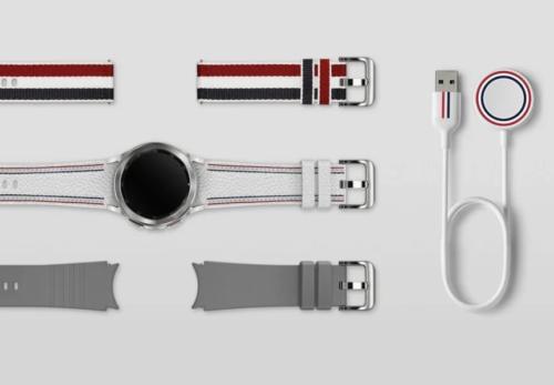 Samsung Galaxy Watch 4 Classic Thom Browne Edition announced