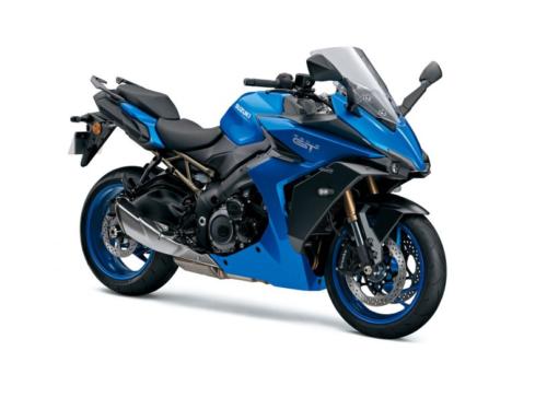 2022 Suzuki GSX-S1000GT First Look (12 Fast Facts + 33 Photos)