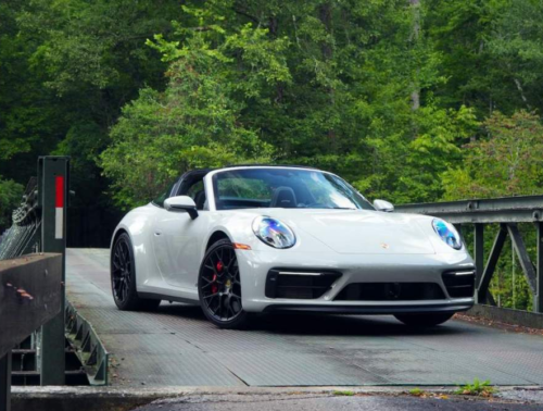 2022 Porsche 911 GTS First Drive – Choose Wisely