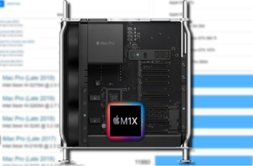 Staggering M1X performance predictions place the upcoming 10-core Apple Silicon ahead of a 2019 16-core Mac Pro