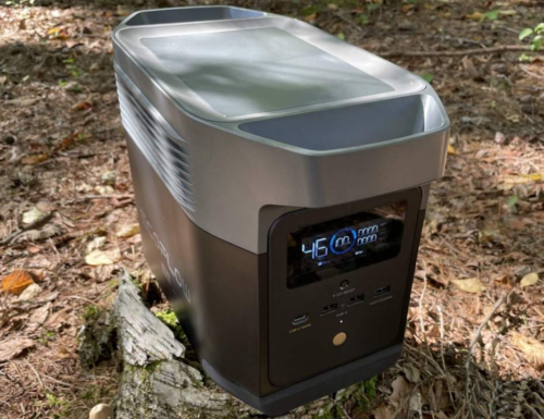 EcoFlow DELTA mini Portable Power Station Review