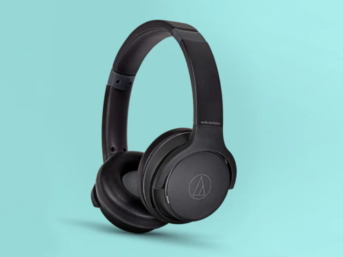 Audio-Technica's latest wireless headphones are super affordable, pack 60 hours battery