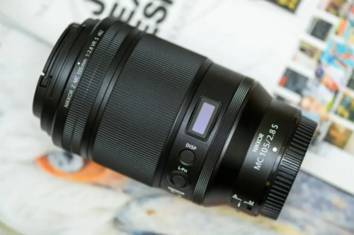 Get a Little Closer Now: Nikon Z MC 105mm F2.8 VR S First Impressions