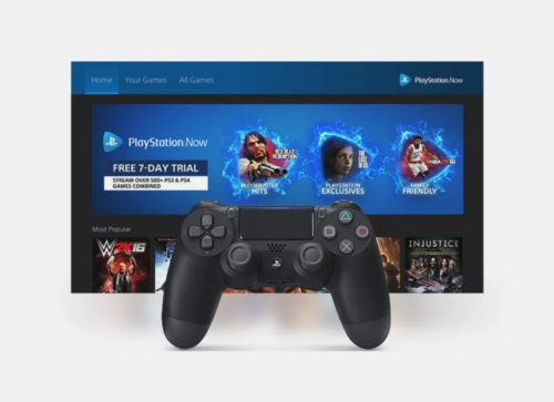 Streamable PS5 games could be coming to PlayStation Now