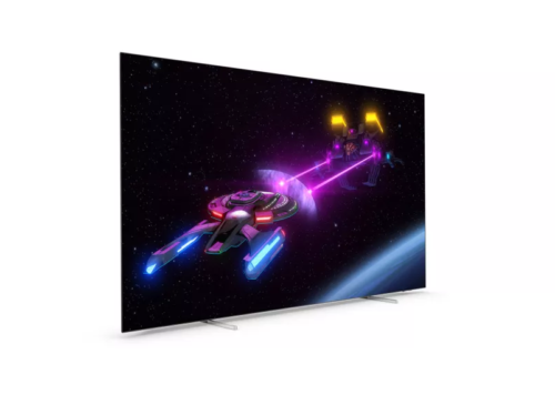 Philips 65OLED806 OLED TV review