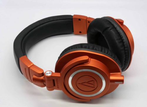 """Revisiting a Classic: Audio-Technica ATH-M50x Review – """"Lantern Glow"""" Limited Edition"""