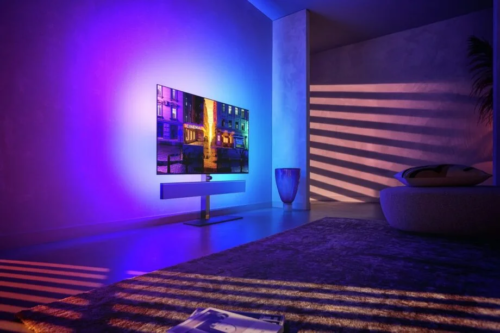 Philips' new OLED+ series ups the ante for picture, gaming and TV sound