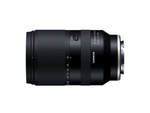 Tamron releases 18-300mm F3.5-6.3 Di III-A travel zoom for Fujifilm X-mount