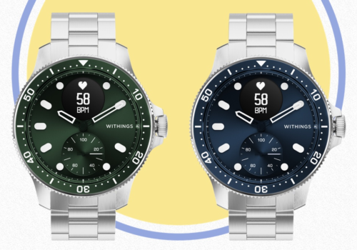 Withings ScanWatch Horizon is a supercharged diver watch