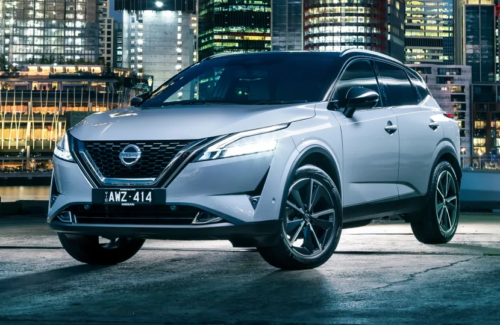 2022 Nissan Qashqai and Pathfinder delayed, Juke and X-Trail production cut