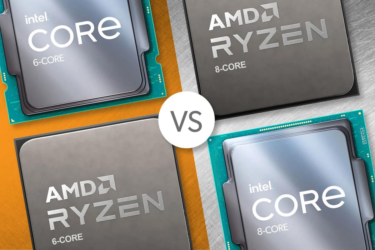 6-core vs. 8-core CPUs