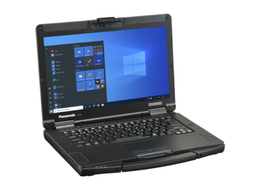 Panasonic Toughbook FZ-55 MK2 rugged laptop review: Iris Xe makes all the difference
