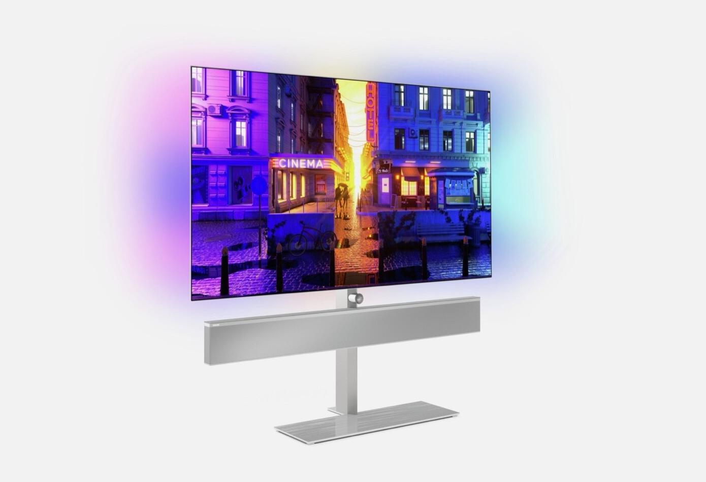 Philips OLED+ TVs