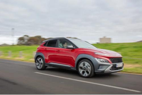 2021 Hyundai Kona Highlander review