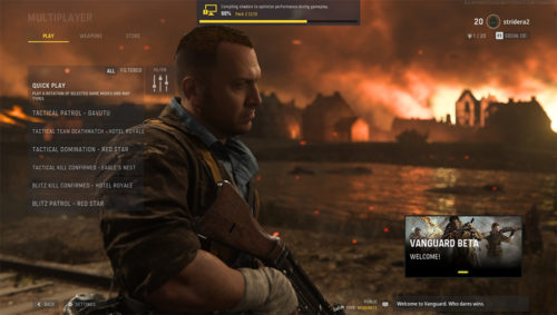 Call of Duty: Vanguard Closed Beta, First Impressions
