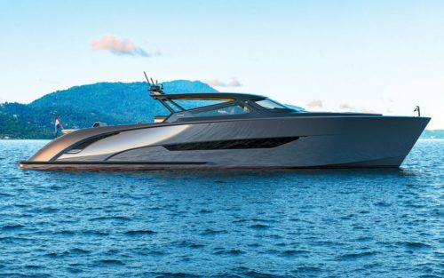 Wajer 77 first look: Dutch yard to launch 15 supersized open day boats