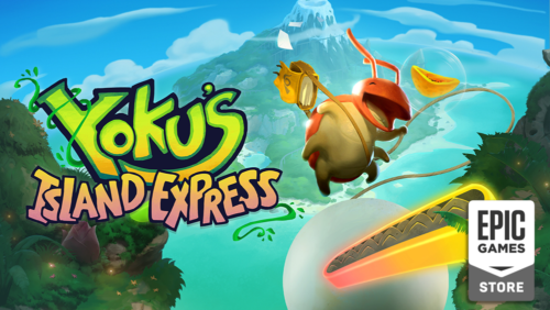 Yoku's Island Express free for a limited time at Epic Games Store