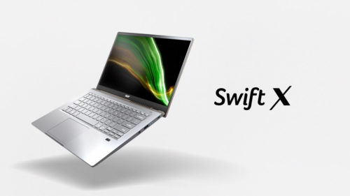 Acer Swift X with AMD Ryzen 5000 series CPU, up to 16GB RAM, 14-inch display launched: price, specifications