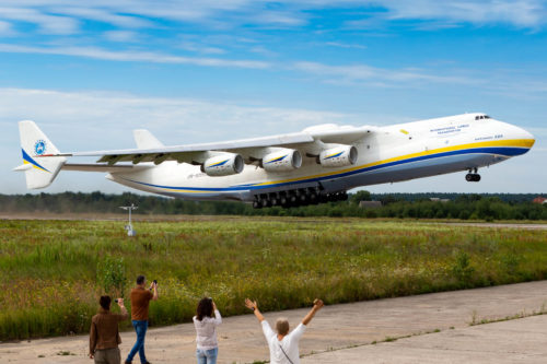 15 Monster Planes That Dominate the Skies